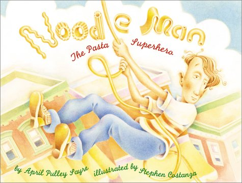 Noodle Man: The Pasta Superhero