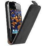 """mumbi Premium Ledertasche Flip Case f�r iPhone 4S 4von """"mumbi"""""""