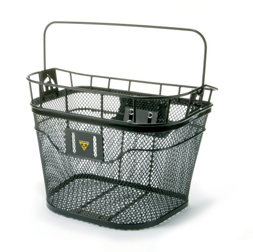 Topeak Front Bicycle Basket front-717272