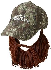 Beard Head Duck Dynasty Youth Camouflage Short Beard Baseball Cap by Beard Head