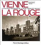 echange, troc Manfredo Tafuri - Vienne la rouge: La politique immobiliere de la Vienne socialiste, 1919-1933