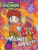 echange, troc Collectif - Digimon, tome 4 : La Maison hantée (avec ton dossier spécial saison 3)