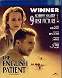 The English Patient [Blu-ray] (Bilingual) [Import]