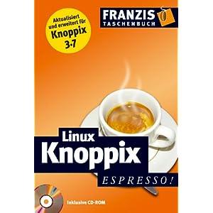 eBook Cover für  Linux Knoppix espresso Mit CD ROM