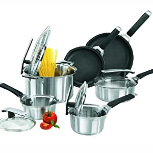 Gordon Ramsay Pot Set Gas  Stove