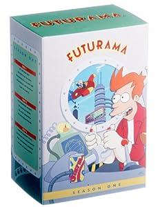 Futurama - Season 1 Collection (3 DVDs)