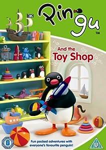 Pingu - Pingu And The Toyshop [DVD]