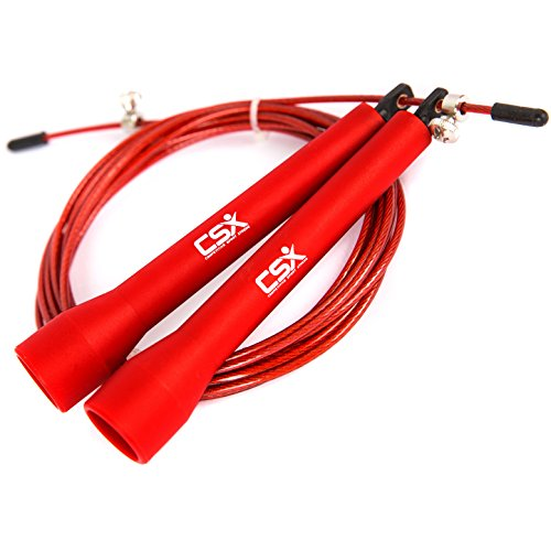 Csx Professional Jump Rope Red