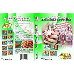 Tecnicas De Manicure