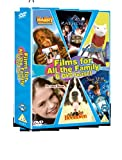 6 Film Box Set: Beethoven/ Fly Away Home/ Harry And The Hendersons/ Nanny Mcphee/ Stuart Little/ Zathura [DVD]