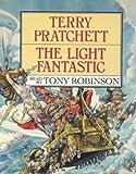 Sir Terry Pratchett The Light Fantastic (Discworld Novels)