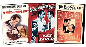 Bogart/Bacall 3-Pack (To Have and Have Not / Key Largo / The Big Sleep)