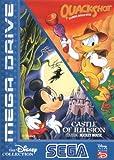 Disney Collection: Quackshot / Castle Of Illusion (Mega Drive)