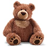 "Gund Slumbers Brown Bear 17"" Plush"