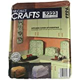 Mccall's 9323 Sewing Pattern Kitchen Cover-Up Essentials Size One