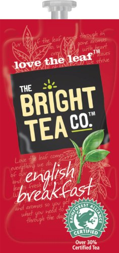 SPECIAL OFFER - Flavia The Bright Tea Co - ENGLISH BREAKFAST TEA - 140 Drinks Sachets - LOW DELIVERY COSTS WITH FREE DELIVERY ON ORDERS OVER £ 60.00 (ksv_wholesale)