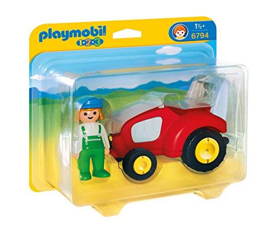PLAYMOBIL Tractor Vehicle Set