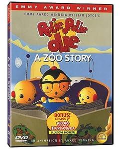 Rolie Polie Olie  A Zoo Story