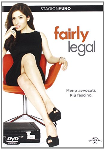 Fairly Legal - Stagione 01 (3 Dvd) [Italian Edition]