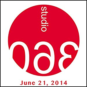 Studio 360: Facing Fear with Andrew Bird, Jennifer Egan, and Hari Kondabolu Radio/TV Program