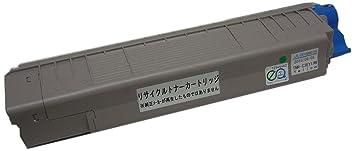 【クリックで詳細表示】OKI TNR-C3EY1対応 ディエスジャパン リサイクル トナーカートリッジ: パソコン・周辺機器