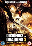 Dungeons & Dragons 3 [DVD] [Import]