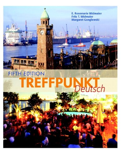 Treffpunkt Deutsch: Grundstufe (5th Edition)