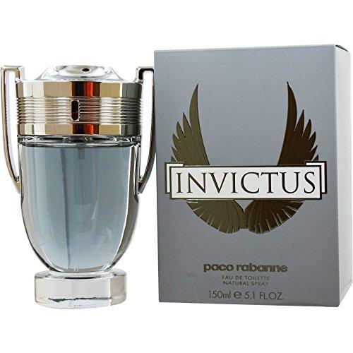 Paco Rabanne Invictus Eau de Toilette, Uomo, 150 ml