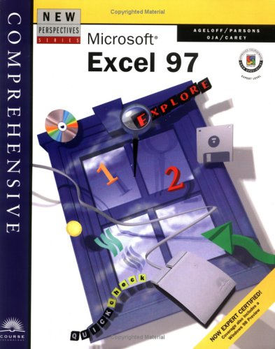 New Perspectives on Microsoft Excel 97 Comprehensive Enhanced (New Perspectives Series)