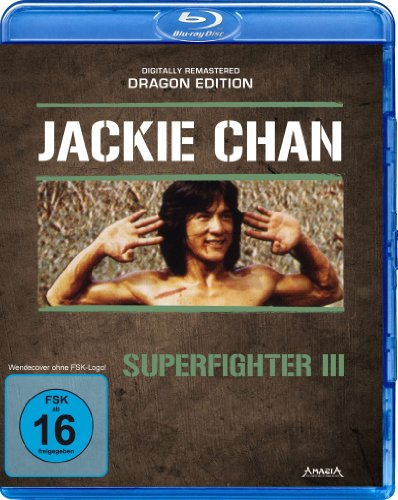 Jackie Chan - Superfighter 3 - Dragon Edition [Blu-ray]