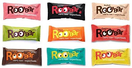 ROOBAR-Rohkost-Riegel-mit-Superfoods-30g-x-9-Stck-bio-vegan-roh-Set-9-Sorten-9x30g