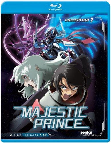 銀河機攻隊 マジェスティックプリンス: コレクション1 北米版 / Majestic Prince: Collection 1 [Blu-ray][Import]