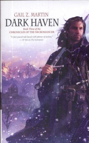 Cover of Dark Haven (Chronicles of the Necromancer)