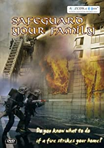 Fire - Safeguard Your Family! DVD  [2007]
