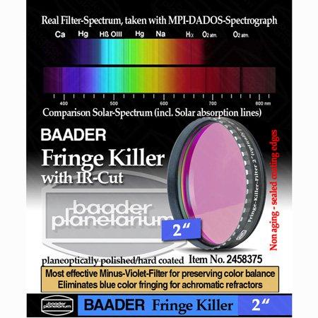 """Baader Planetarium Fringe Killer Telescope Filter 2"""" Ffk-2"""
