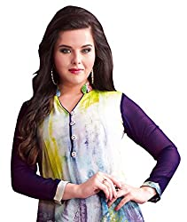 Ethnic For You Presents Stitched Kurti.. (RFPL07L)