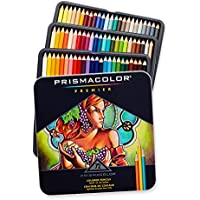 72-Pack Prismacolor Premier Colored Pencils, Soft Core