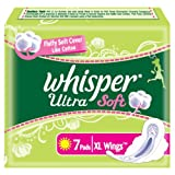 Whisper Ultra Soft - 7 Pads (XL Wings)