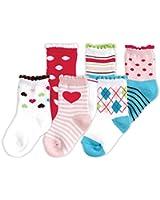 6-Pack Computer Cushion Socks