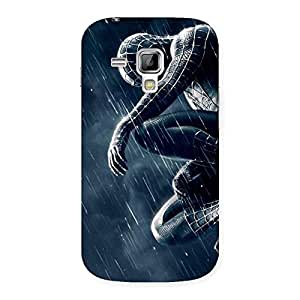 Gorgeous SpidyBlue Multicolor Back Case Cover for Galaxy S Duos