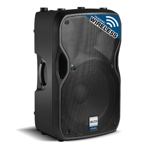 Alto Professional Ts112W 12-Inch Active Pa Loudspeaker With Wired And Bluetooth Connectivity