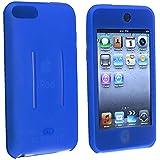 Everydaysource Compatible With AppleiPodGen2/3 Touch Skin Case , Dark Blue