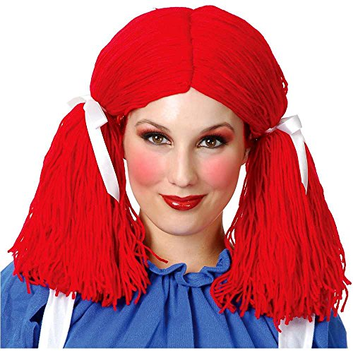 Rag Doll Adult Wig - One Size