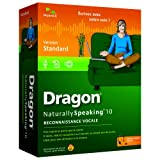 Dragon NaturallySpeaking standard v10par Nuance