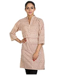 Rajrang Women Kurta Tunics Long Kurti Top Size XL - B00RVJNFF0
