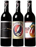 Wines that Rock Rock Star Special Mixed Pack, 3 x 750 mL