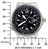 Citizen Men's BJ7000-52E Eco-Drive Nighthawk Stainless Steel Watch