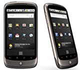HTC Nexus One Unlocked GSM Smartphone with Android OS, 5MP Camera and Touchscreen – No Warranty – Brown