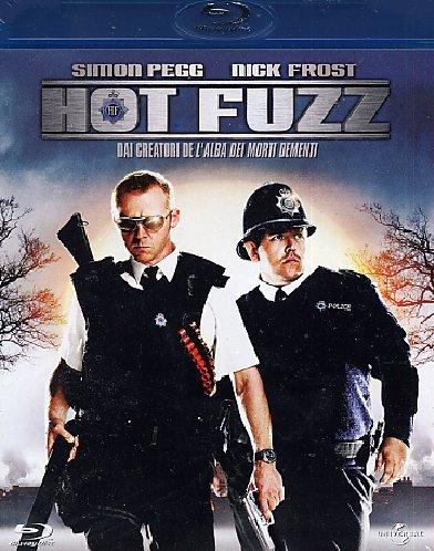 Hot fuzz [Blu-ray] [IT Import]