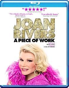 Joan Rivers: A Piece of Work [Blu-ray]